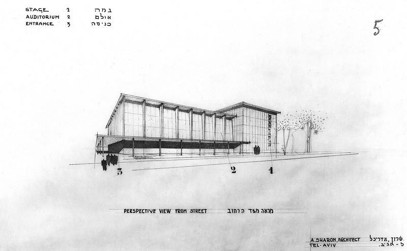 Perspective - Alternative Design
