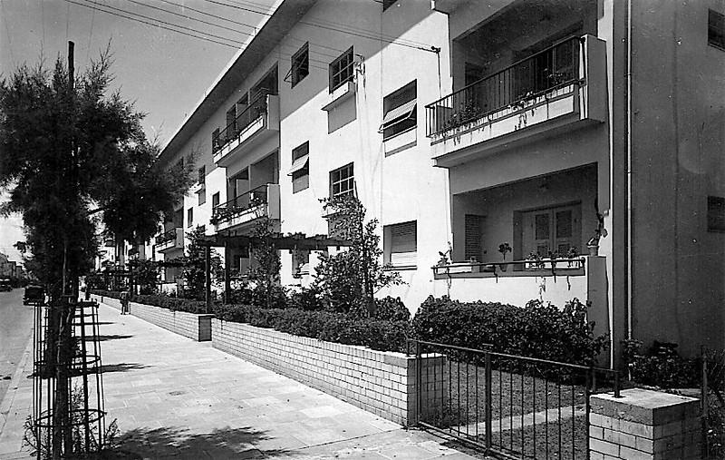 Ben Yehuda Street - Detail