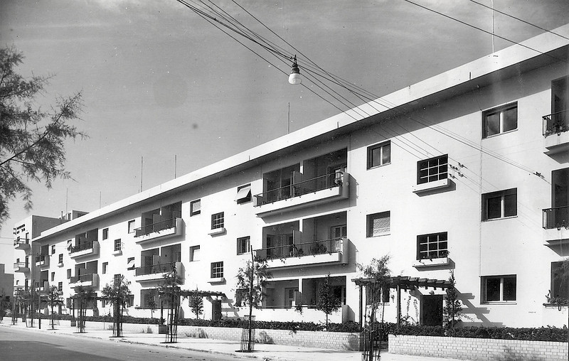 View from Ben Yehuda Street