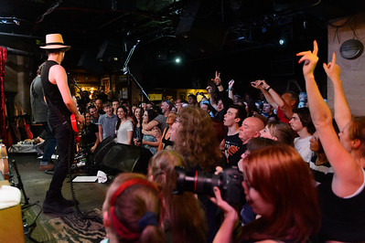The Fratellis @ The Borderline 19/08/15