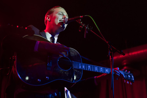 The Hummingbirds @ Hoxton Square Bar and Kitchen 17/10/14