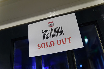 The Hunna @ Boston Music Room London 02/03/16