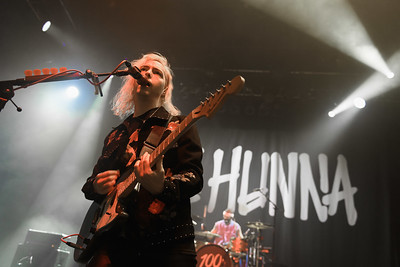 The Hunna @ Shepherds Bush Empire London on 26/01/17