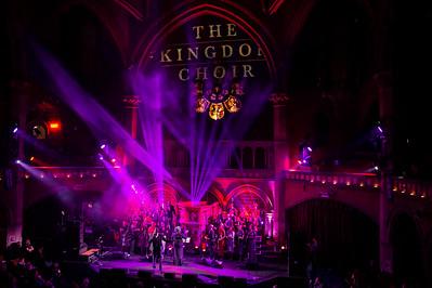The Kingdom Choir Union Chapel, London 28/11/18