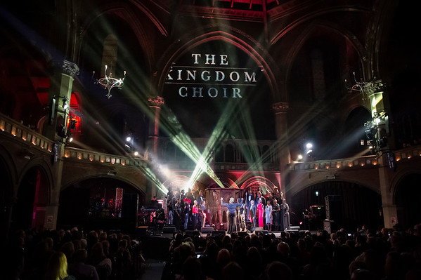The Kingdom Choir Union Chapel, London 28/11/18