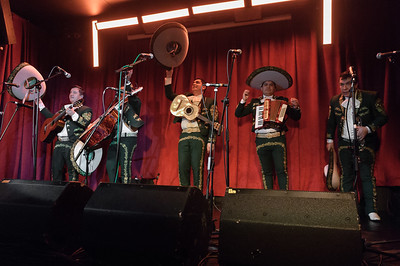The Mariachis @ Hoxton Square Bar and Kitchen 17/10/14