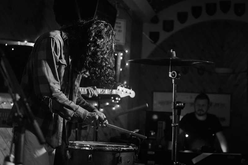 The Temper Trap performing @ The Moth Club 01/06/16