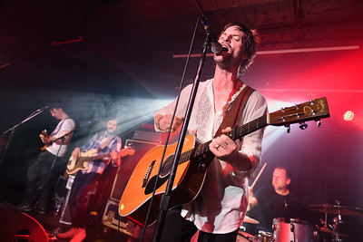 The Temperance Movement @ The Borderline 20/11/17