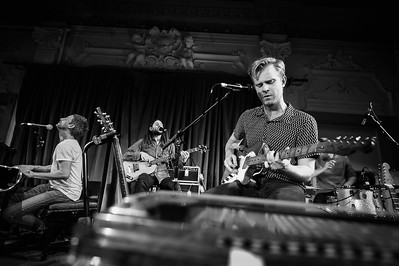 The Temperance Movement @ Bush Hall 06/12/16