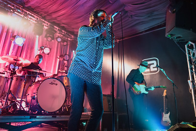 The Temperance Movement @ Concorde 2, Brighton 19/02/18