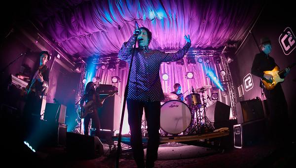 The Temperance Movement @ Concorde 2, Brighton 19/02/18