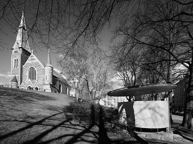 «Kjærlighetskarusellen» på Fagerborg