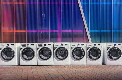 Les grandes inventions : la machine à laver
