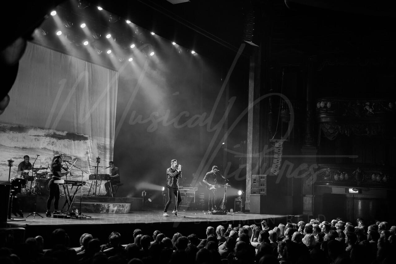 Tom Chaplin @ The Palladium 17/05/17