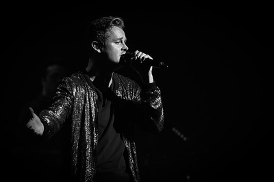 Tom Chaplin @ The Palladium 17/05/17