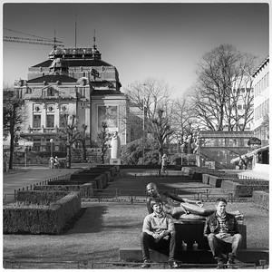 Sol i Bergen