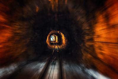 Turistenes tunnelsyn