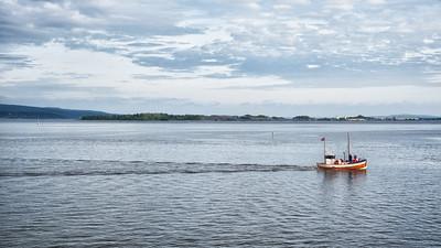 Pêcheur de Norvège
