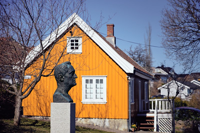 Edvard Munch's house