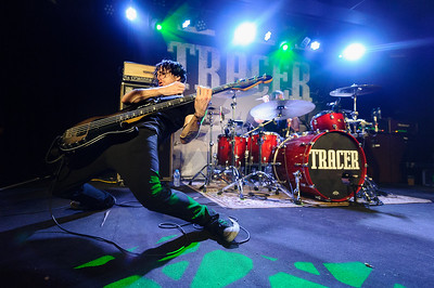 Tracer @ The Talking Heads Southampton 26/03/16