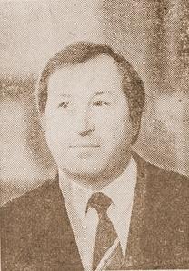 Владимир Константинович Пыжьянов. Тренер