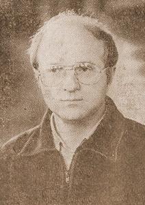 Валерий Михайлов. Врач команды