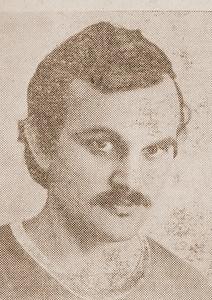Евгений Стержанов. Массажист