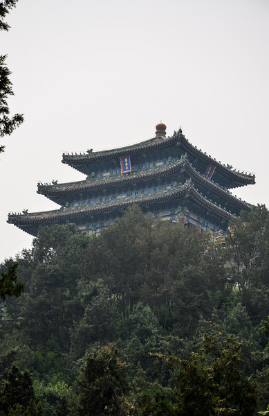 Bell and Drum Towers in Beijing including surrounding areas