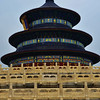 Temple of Heaven Beijing China 2012 : Huge temple complex south of the forbidden city. This is an amazing place to go visit.