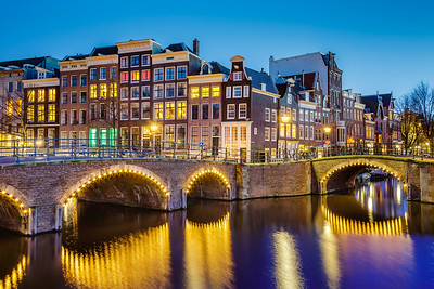 Venice of the North / Amsterdam, the Netherlands