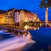 Nadelwehr / Lucerne, Switzerland