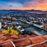 Colors of autumn / Lucerne, Switzerland