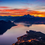 Lake Lucerne / Lucerne, Switzerland