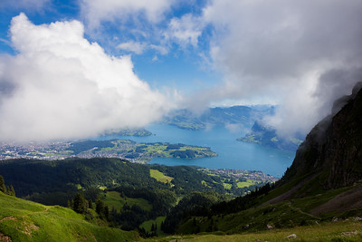 Lake Lucerne / Kriens, Switzerland