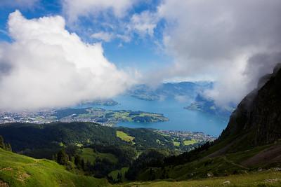 Lake Lucerne / Kriens, Switzerland