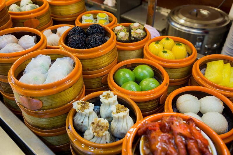 Dumplings / Shanghai, China