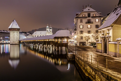 Winter / Lucerne, Switzerland