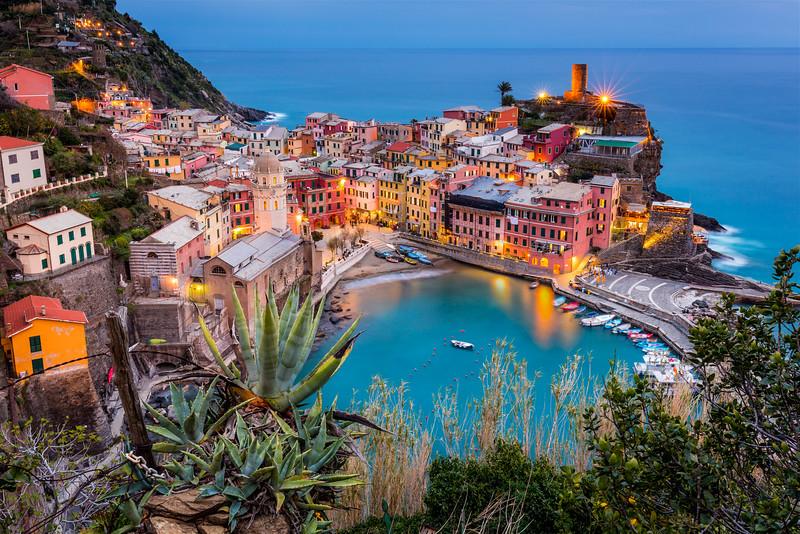 Cinque Terre / Vernazza, Italy