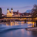 Spreuerbr�cke / Lucerne, Switzerland