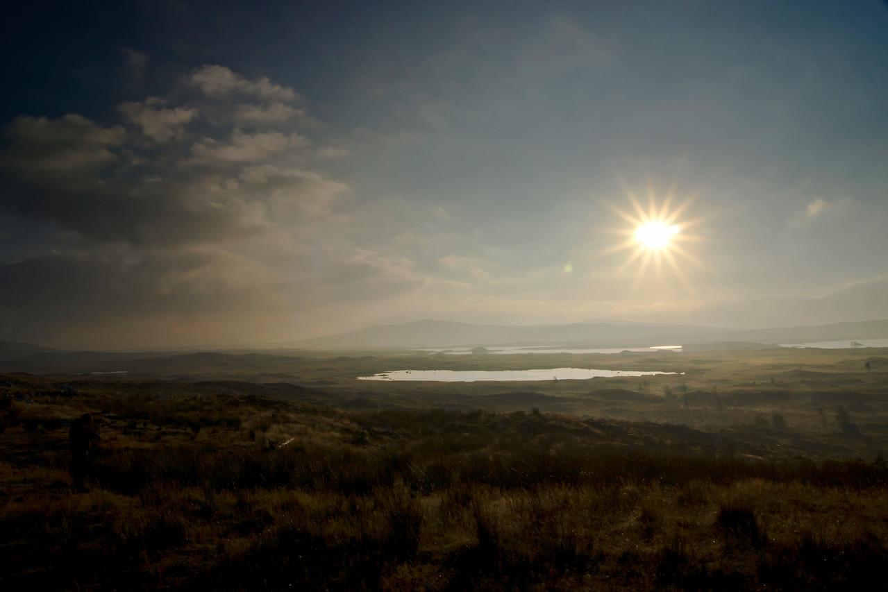 Achallader, Scotland