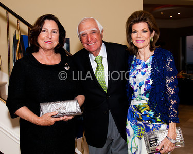 Diana Bell, George & Carla Mann