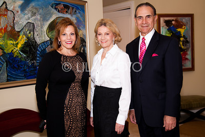Lisa Marie Browne, Veronica Atkins, Robert Silvani
