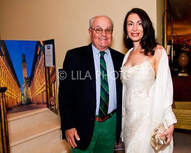 Bruce Crawford, Daniela De Lorenzo