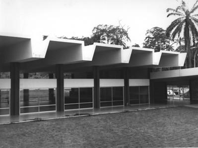 Halls of Residence - 1964