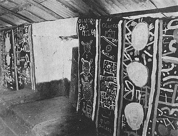 Oluorogbo Shrine