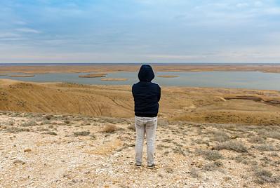 Sudochie Lake, Uzbekistan