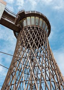 Shukhova Water Tower, Bukhara