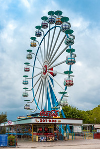 Ferris Wheel, Bukhara