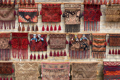 Tourist souvenirs, Bukhara
