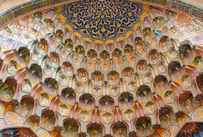 Abdulaziz Khan Madrassah, Bukhara